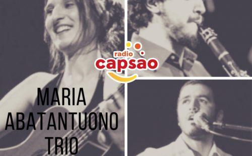 Maria Abantantuono Trio - 14h30